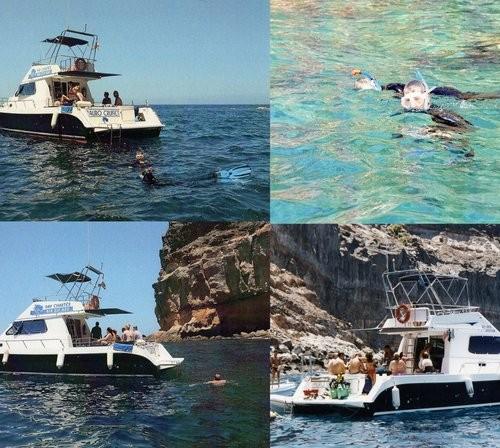 Barco de paseo y recreo 12 plazas